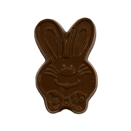 Small Cartoon Bunny Face Lollipop E Ila462a